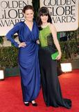 Emily Deschanel - 69th Annual Golden Globe Awards Ceremony - Jan 15, 2012 (x1)