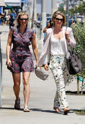 Ali Larter & Amy Smart out in Los Angeles 06/06/14