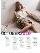 Ophelia Lovibond - Nylon Guys - Nov 2010 (x4)