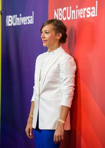 Rashida Jones NBCUniversal Summer TCA Tour 07-13-2014 (various Q)