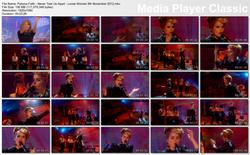 Paloma Faith - Never Tear Us Apart - Loose Women 8th November 2012