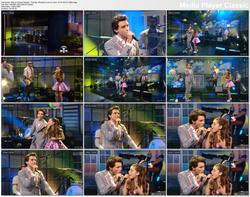 Ariana Grande & Mika - Popular (Wicked) (Live on Leno 10-01-2013) HD 1080i