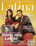 Jacqueline Obradors ~ Latina Magazine ~ October 2005