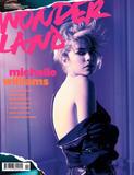 Michelle Williams in Wonderland Magazine (LQ)