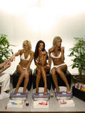 Kelly Kelly With Michelle McCool and Candice Michelle Foto 421 (Келли Келли С Мишель Маккула и Кэндис Мишель Фото 421)