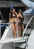 Kim Kardashian finally shows her ass in bikini in (photoshoot) candids in Monte Carlo