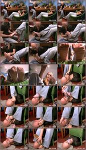 Foot Smother Femdom